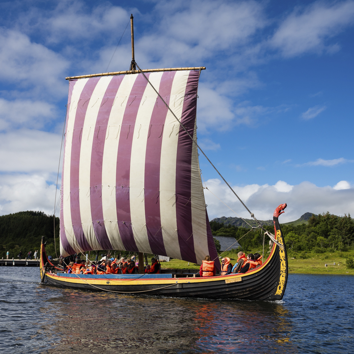 4825c815 Lofotr Vikingmuseum