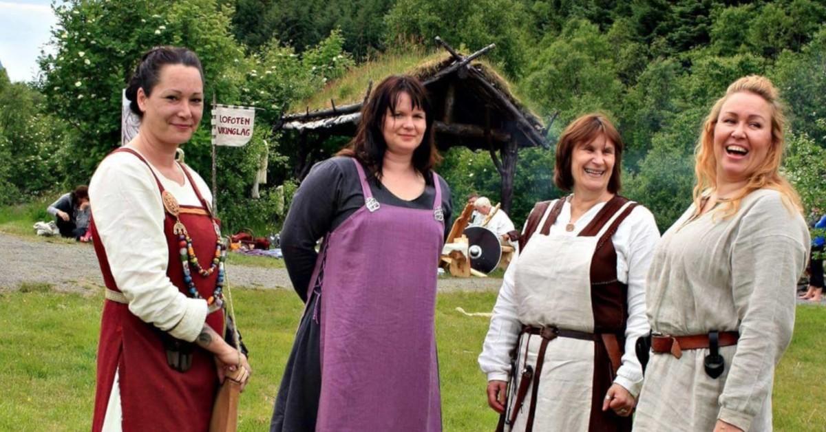 Arkivfoto: Lofoten Vikinglag