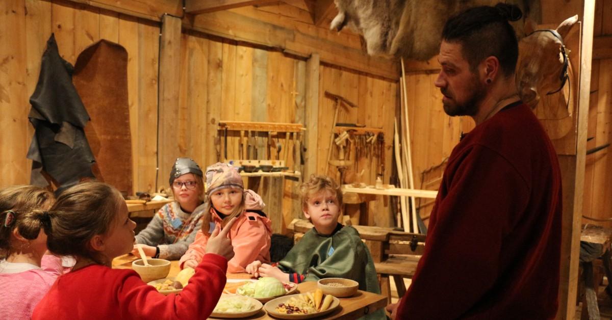 Foto: Lofotr Vikingmuseum