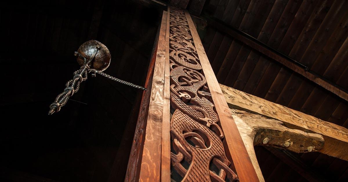 Foto: Kjell Ove Storvik, Lofotr Vikingmuseum
