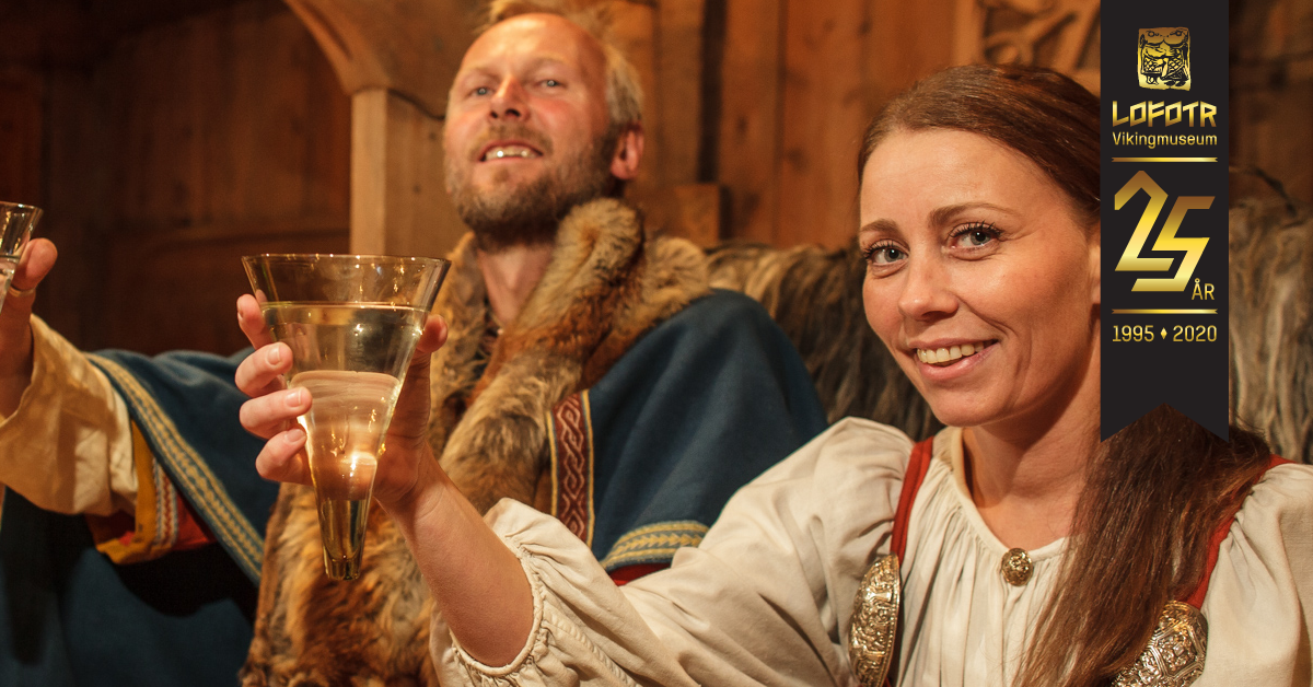 Mead and drinks in the Viking age