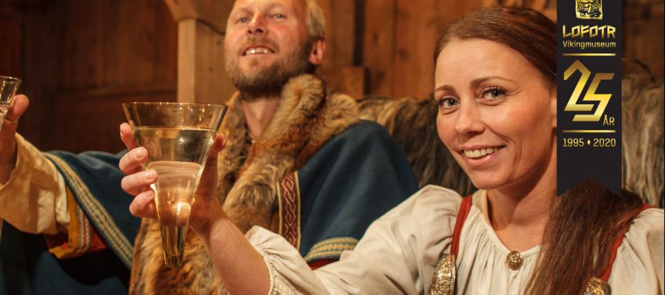 17. OKTOBER: Øl og drikk i vikingtid