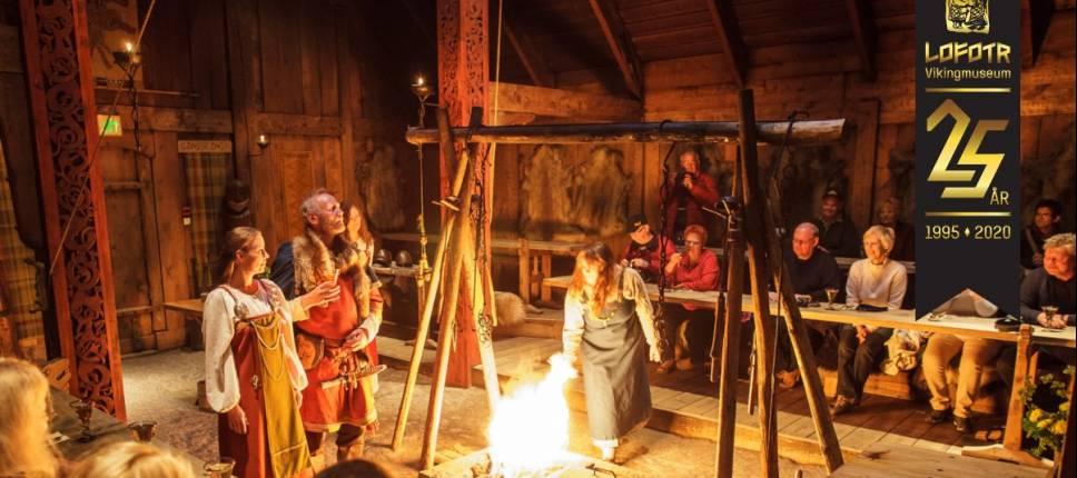 25. januar: Vikinggilde til 25% av ordinær pris